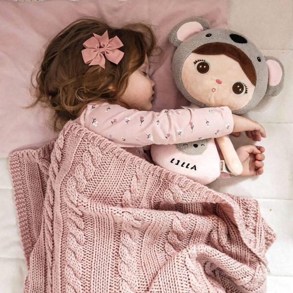 Couvertures tricot