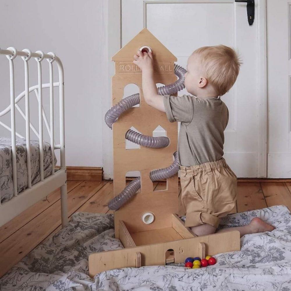 Jeux bois Montessori